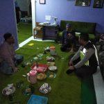 Bhabin Desa Wiyurejo Polsek Pujon Polres Batu Satgas Kemitraan Sambang Tokoh Agama