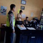 Giat Sambang Bhabinkamtibmas Polsek Pujon Polres Batu Ke Perangkat Desa Madiredo