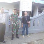 Kanit Reskrim Polsek Junrejo Polres Batu beserta Para Anggota Melaksanakan Lakukan Pengamanan Kebaktian Gereja.