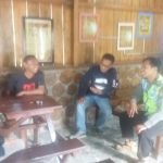 Bhabin Polsek Pujon Polres Batu Sambangi Warga Desa Pandesari
