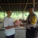 Sambang Desa Kunjungan Kerukunan Potensi Ternak Bhabinkamtibmas Kelurahan Songgokerto Polsek Batu Kota Polres Batu