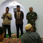 Kemakmuran Masjid Dan Safari Ramadhan Tiga Pilar Kamtibmas Kelurahan Songgokerto Polsek Batu Polres Batu