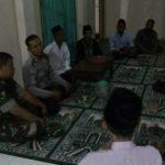 Giat 3 Pilar Bhabinkamtibmas Babinsa dan Kepala Desa Sumberbrantas Polsek Bumiaji Polres Batu