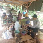 Giat Sambang, Bhabinkamtibmas Desa Sukosari Polsek Kasembon Desa Kunjungan Warga