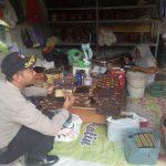 Giat Sambang Desa Kunjungan Warga Bhabinkamtibmas Desa Sukosari Polsek Kasembon