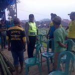 Bhabinkamtibmas Polsek Pujon Polres Batu Sambang Tokoh Pemuda Dusun Bakir Desa Sukomulyo