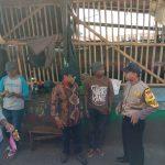 Bhabin Kelurahan Temas Polsek Batu Satgas Kemitraan Sambang Juru Parkir Pasar Batu