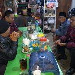 Giat Sambang, Anggota Pos Pengamanan Ngantang Cangkruan Bersama Pemudik