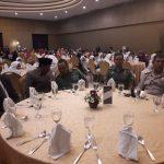 Kapolsek Junrejo Menghadiri Kegiatan Santunan Anak Yatim Di hotel Singgasari Resort