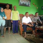 Giat Sambang, DDS Bhabinkamtibmas Desa Pandanrejo Polsek Bumiaji