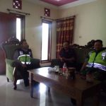 Bhabinkamtibmas Desa Ngabab Sambang Dan Silaturahmi Ke Tokoh Masyarakat
