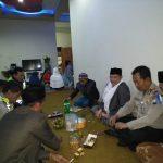 Kapolsek Pujon Polres Batu Bersama Anggota Takziah Ke Desa Madiredo