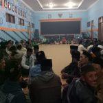 Bhabinkamtibmas Polsek Pujon Polres Batu Giat Halalbihalal Dengan Warga Desa Ngabab