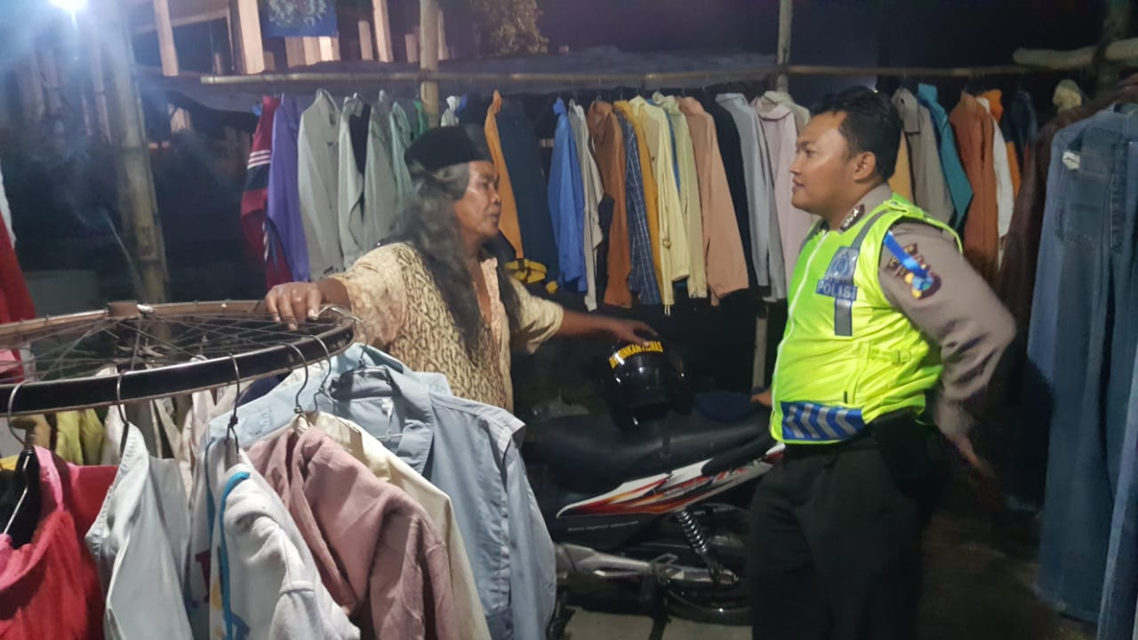 Giat Sambang Bhabinkamtibmas Ds. Wonoagung Polsek Kasembon Polres Batu