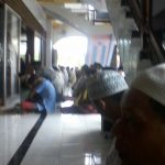 Bhabin Polsek Ngantang Melasanakan Sholat jum`at di Masjid Miftahul Falah Banjarejo Ngantang