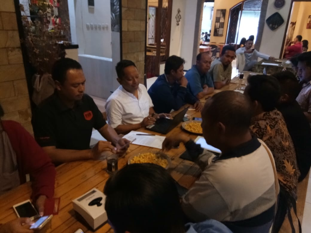 Polri Menghadiri Kegiatan Rapat Koordinasi Penurunan APK dan BK Pilgub 2018