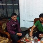 Bhabin Polsek Pujon Polres Batu Giat Sambang Dan Silaturrahmi Kepada Warga Desa Tawangsari
