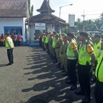 Kasembon Apel Kesiap siagaan Dalam Pengamanan TPS Pemilukada 2018