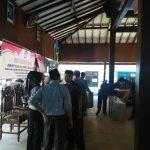 Polsek Kasembon Pengamanan diKecamatan Kasembon yang melaksanakan Rapat Pleno Terbuka Rekapitulasi Hasil Perhitungan Suara di tingkat kecamatan