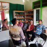 Jalin Sinergitas Anggota Bhabin Temas Polsek Batu Kota Polres Batu Jaga Selalu Harkamtibmas