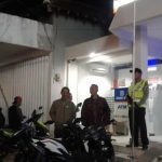 laksanakan tugas pelayanan dengan prima , Kanit Sabhara Polsek Ngantang Polres Batu Patroli Malam Minggu