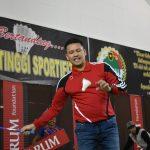 Perkokoh Persatuan, Kapolres Batu Gelar Turnamen Bulu Tangkis Kapolres Cup 2018