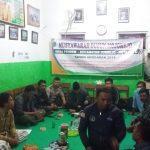 GIAT Musyawarah Desa, Bhabinkamtibmas Desa Pendem selalu hadir danbinluh situasi selama pelaksanaan sidang MK