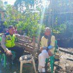 Giat Wajib Kunjung Tokoh Masyarakat Bhabinkamtibmas Desa Sumberejo Polsek Batu Kota Polres Batu