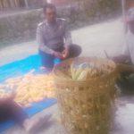 Sambang Kerukunan Tani Bhabinkamtibmas Kelurahan Songgokerto Polsek Batu Kota Polres Batu Sosialisasikan Aplikasi Android Apel