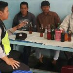 Silaturahmi Kamtibmas Bhabinkamtibmas Polres Batu Sumberejo Polsek Batu Kota Bersama Warga