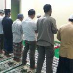 Anggota Polsek Junrejo Melaksanakan Shaolat Subuh Berjamaah