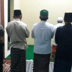Bangun Keharmonisan Polsek Batu Polres Batu Makmurkan Masjid Pagi Sholat Subuh Berjamaah