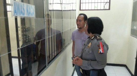 Padal Ipda Mawang Polres Batu Laksanakan Pengecekan Tahanan