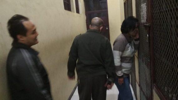 KSPK Bersama Padal dan Anggota Polres Batu Laksanakan Pengecekan Tahanan