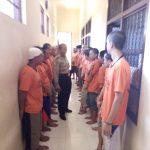 Wasmon Polres Batu Cek dan Kontrol tahanan
