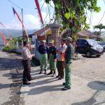 Desa Sidomulyo Polsek Batu Kota Polres Batu Tatap Muka Dengan Linmas Binaanya