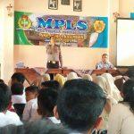 Kegiatan Bintibluh Binmas Polsek Kasembon Kota Kepada Pelajar SMP PGRI Kasembon