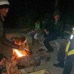 Cangkruan Sambang Warga Bhabinkamtibmas Desa Oro Oro Ombo Polsek Batu Kota