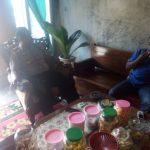Kapolsek Pujon Polres Batu Silaturrahmi Ke Tokoh Masyarakat Dusun Bengkaras