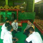 Kegiatan Bintibluh Bhabinkamtibmas Kel.Ngaglik Polsek Batu Kota Bersama Pelajar SMK Putikecwara Batu