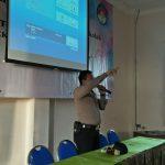 Kegiatan Binluh Bahaya Narkoba Bhabin Kelurahan Sisir Polsek Batu Kota Kepada Pelajar SMK 01 Batu