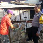 Sambang Pagi Bhabinkamtibmas Kelurahan Songgokerto Polsek Batu Kota