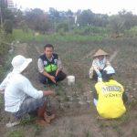 Sambang Kelompok Tani Sosialisasikan Layanan Android Apel Bhabin Desa Sidomulyo Polsek Batu Kota