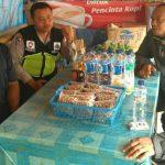 Kopi Kamtibmas Bhabin Desa Sidomulyo Polsek Batu Kota Sosialisasikan Layanan Android Apel