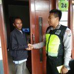 DDS Silaturahmi Kamtibmas Bhabin Kelurahan Sisir Polsek Batu Kota