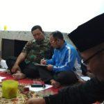 Bhabin desa Pendem Polsek Junrejo Polres Batu hadiri Musyawarah Dusun Sekar putih desa Pendem.