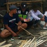 Kegiatan Sambang dan Kunjungan Warga Bhabinkamtibmas Desa Sumberjo Polsek Batu Kota