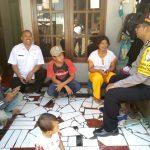 Bhabinkamtibmas Kelurahan Songgokerto Polsek Batu Kota Sambang Kerukunan Tetangga