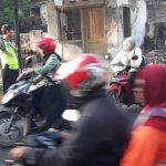 Polsek kasembon Polres batu Melakukan patroli Antisipasi Rawan Kejahatan Jalanan