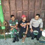 Bhabinkamtibmas Desa Bayem Polsek Kasembon Polres Batu melaksanakan sambang Kewarga